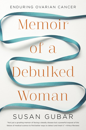Book jacket: Memoir of a Debulked Woman