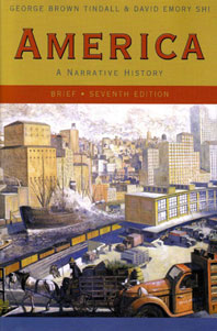 America A Narrative History Brief Seventh Edition One-Volume