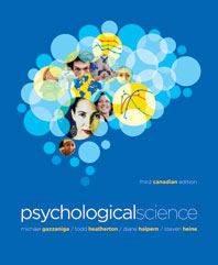 Psychological Science, 3e, Canadian Ed.