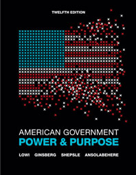 American Government, 12e, All Versions