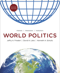 World Politics: Interests, Interactions, Institutions, 2e