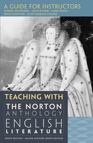 Teaching with the Norton Anthology cover