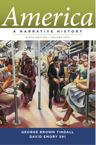 America A Narrative History Ninth Edition  Volume 2