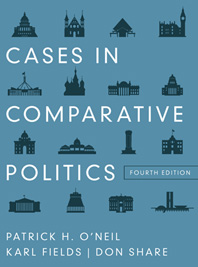 Cases in Comparative Politics  Fourth Edition