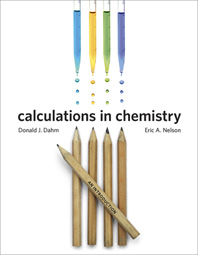 Calculations in Chemistry An Introduction