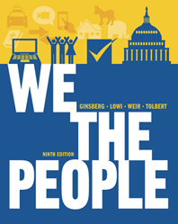 We the People An Introduction to American Politics Full Ninth Edition (with policy chapters)