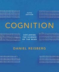 Cognition, 5e