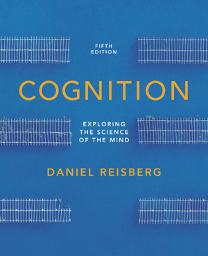 Cognition Exploring the Science of the Mind Fifth Edition (with ZAPS)