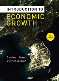 Introduction to Economic Growth  Third Edition
