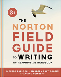 The Norton Field Guide to Writing, with Readings and Handbook  Third Edition