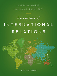 Essentials of International Relations  Sixth Edition