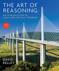 The Art of Reasoning An Introduction to Logic and Critical Thinking Fourth Edition
