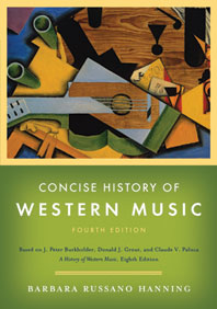 Concise History of Western Music, 4e