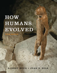 How Humans Evolved  Fifth Edition