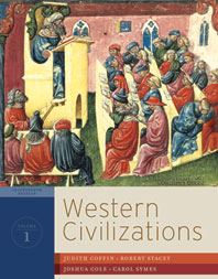 Western Civilizations Their History & Their Culture Seventeenth Edition  Volume 1