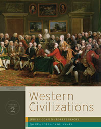 Western Civilizations Their History & Their Culture Seventeenth Edition Volume 2