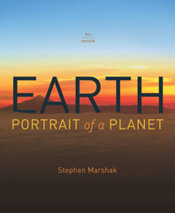 Earth: Portrait of a Planet, Fourth Edition