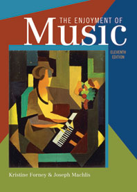The Enjoyment of Music, 11e, All Versions