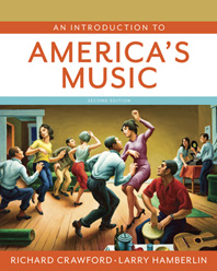 An Introduction to Americas Music  Second Edition with Streaming Music Access