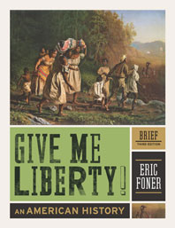 Give Me Liberty, Brief Third Edition