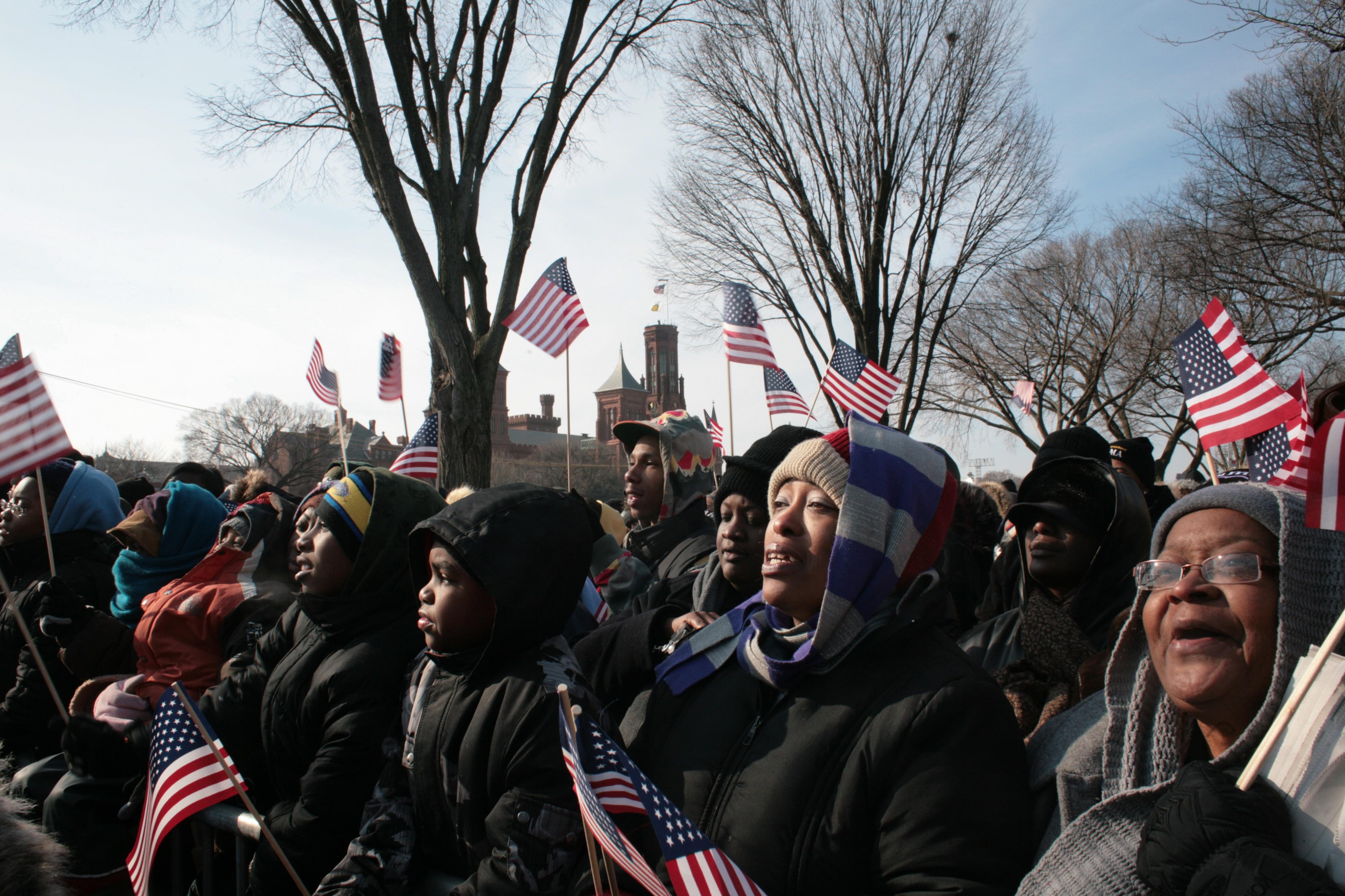 Presidential Inauguration, 2009