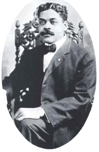 Arthur A. Schomburg