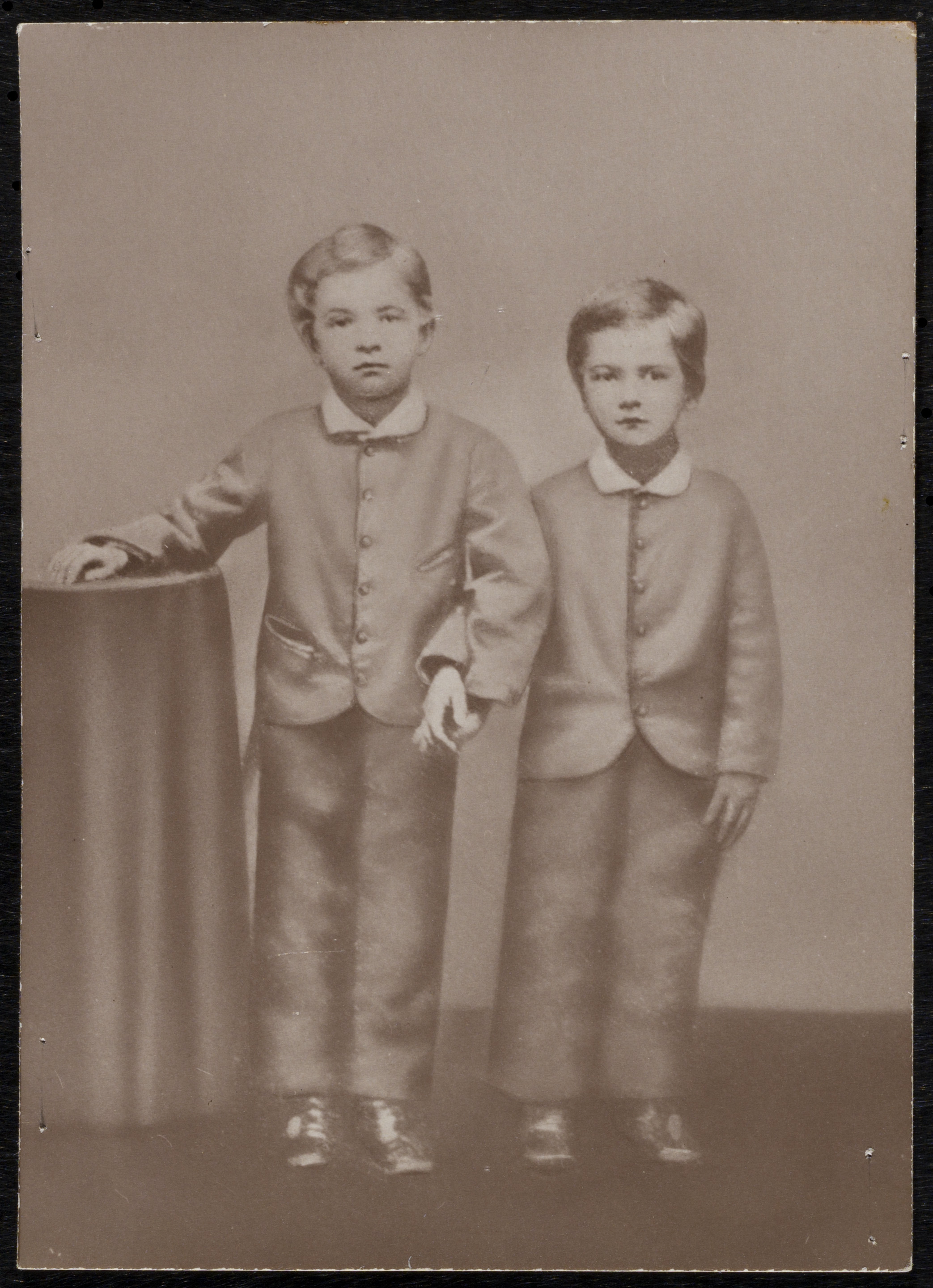 Charles Chesnutt and his brother