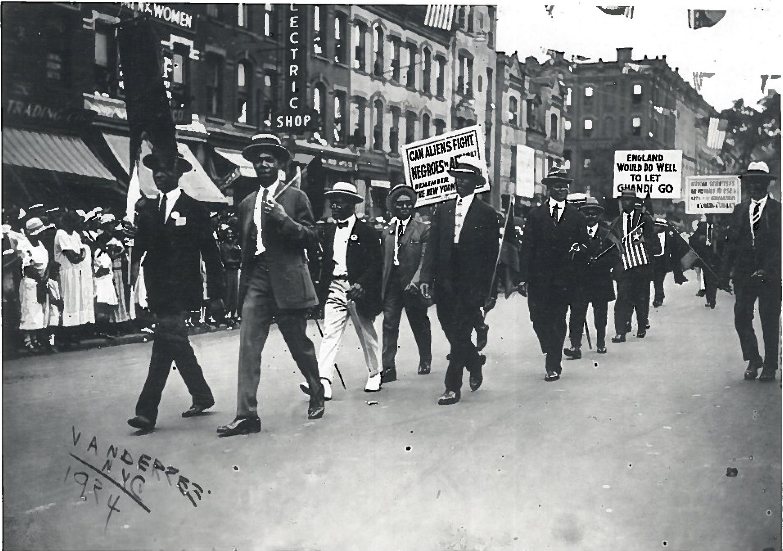 Protest Parade
