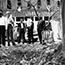 Sixteenth Street Baptist Church bombing rubble